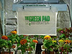 The Green Pad Co2 Generator, 5 Pack