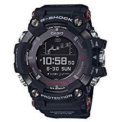 Men's Casio G-Shock Rangeman Black Watch GPRB1000-1