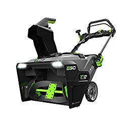 EGO 21 in. Cordless 56-Volt Lithium-Ion Single Stage Electric Snow Blower – Battery and Charger Not Included