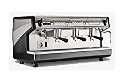 Nuova Simonelli Appia II Volumetric 3 Group Espresso Machine MAPPIA5VOL03ND001 with Free Espresso Starter Kit and 3M Water Filter System