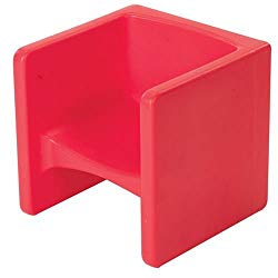 Childrens Factory CF910-008 Chair Cube – Red