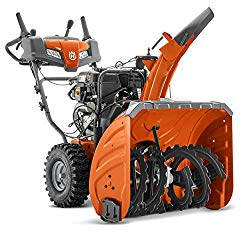 Husqvarna ST324, 24 in. 254cc Two-Stage Electric Start Gas Snow Blower with Power Steering