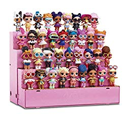 L.O.L. Surprise! Pop-Up Store (Doll – Display Case)