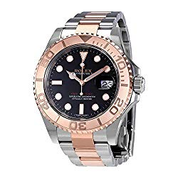 Rolex Yacht-Master 40 Automatic Black Dial Mens Watch 116621BKSO