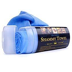 Shammy Towel For Car – Chamois Cloth For Car – Car Drying Towel Chamois – Car Shammy Towel – Car Wash Cloth Car Drying Chamois – Car Chamois Chamois Towel For Car – Super Absorbent Towel Shammy Cloth