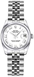 Rolex Lady-Datejust 26 179160 Women's Luxury Watch