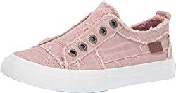 Blowfish Women's Play Dirty Pink Hipster Smoked Twill 8.5 M US