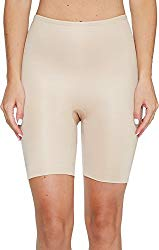 SPANX Women's Power Conceal-Her Mid-Thigh Short Natural Glam Medium