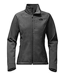 The North Face Women's Apex Bionic 2 Jacket – TNF Dark Grey Heather – M