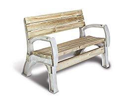 2x4basics 90134ONLMI Custom AnySize Chair or Bench Ends, Sand