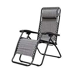Caravan Sports Infinity Zero Gravity Chair, Grey