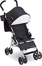Jeep North Star Stroller, Black w/Grey