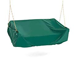 Covermates – Outdoor Swing Covers – 63W x 26D x 26H – Classic Collection – 2 YR Warranty – Year Around Protection – Green