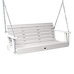 Highwood AD-PORW1-WHE Weatherly Porch Swing 5 Feet, White