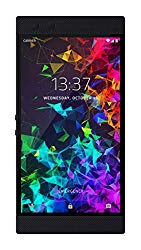 Razer Phone 2 (New): Unlocked Gaming Smartphone – 120Hz QHD Display – Snapdragon 845 – Wireless Charging – Chroma – 8GB RAM – 64GB – Mirror Black Finish