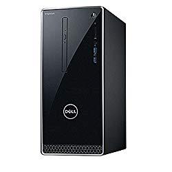 2018 Newest Dell Premium Business Flagship Desktop PC with Keyboard&Mouse Intel Core i5-7400 Processor 12GB DDR4 RAM 1TB 7200RPM HDD Intel 630 Graphics DVD-RW HDMI VGA Bluetooth Windows 10 Pro-Black