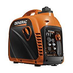 Generac 7117 GP2200i 2200 Watt Portable Inverter Generator – Parallel Ready
