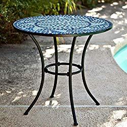 Jur_Global Marina Mosaic Bistro Table