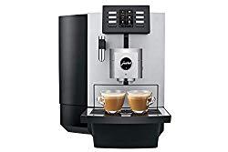 Jura X8 15177 Automatic Coffee Machine w/PEP 64oz Capacity Programmable