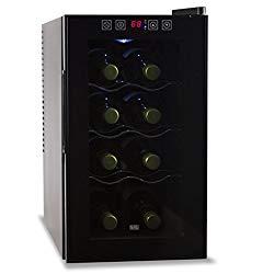 BLACK+DECKER WACDBWT08TB Wine Cellar