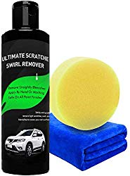 ARISD Car Scratch Remover – Car Scratch Remover Polish, Scratch Removal for Cars and Swirl Remover, Easily Repair Light Car Scratches and Water Spots