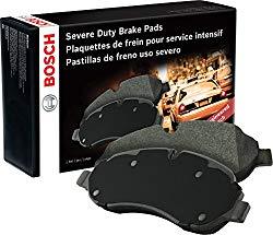 Bosch BSD1377 SevereDuty for Select 2010-16 Ford Edge, Explorer, Flex, Taurus, Lincoln MKS, MKT, MKX-REAR Severe Duty Disc Brake Pad Set