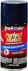 Dupli-Color (EBGM05417-6 PK) Dark Blue General Motors Exact-Match Automotive Paint – 8 oz. Aerosol, (Case of 6)