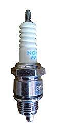 NGK (1275) CR8E Standard Spark Plug, Pack of 1