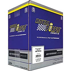 Royal Purple 06530-6PK API-Licensed SAE 5W-30 High Performance Synthetic Motor Oil – 1 qt. (Case of 6)