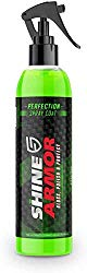 SHINE ARMOR Perfection Spray – Car Polish Wax Sealant – Hydrophobic Top Coat – Car Wax Spray & Sealant – Ceramic Coating Spray – Car Shine