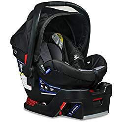 Britax B-Safe 35 Infant Car Seat – 1 Layer Impact Protection, Ashton