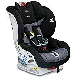 Britax Marathon ClickTight Convertible Car Seat – 1 Layer Impact Protection, Ashton [Amazon Exclusive]