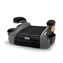 Chicco GoFit Backless Booster Car Seat – Shark