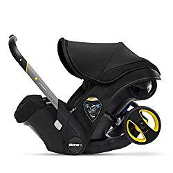 Doona Infant Car Seat & Latch Base – Nitro Black – US Version
