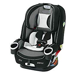 Graco 4Ever DLX 4 in 1 Car Seat | Infant to Toddler Car Seat, with 10 Years of Use, Fairmont