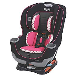 Graco Extend2Fit Convertible Car Seat   Ride Rear Facing Longer with Extend2Fit, Kenzie