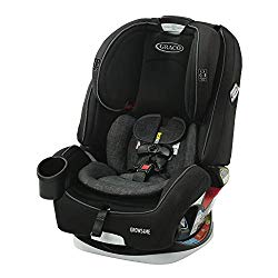 Graco Grows4Me 4 in 1 Car Seat | Infant to Toddler Car Seat with 4 Modes