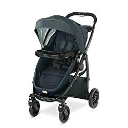 Graco Modes Bassinet Stroller, Includes Reversible Seat, Hyde