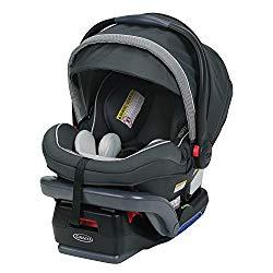 Graco SnugRide SnugLock 35 Elite Infant Car Seat | Baby Car Seat, Oakley