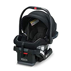 Graco SnugRide SnugLock 35 LX Infant Car Seat | Baby Car Seat Featuring TrueShield Side Impact Technology
