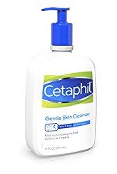 Cetaphil Gentle Skin Cleanser for All Skin Types, 20 Fl Oz (Pack of 1)