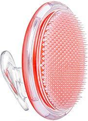 Exfoliating Brush, Body Brush, Ingrown Hair and Razor Bump Treatment – Eliminate Shaving Irritation for Face, Armpit, Legs, Neck, Bikini Line – Silky Smooth Skin Solution for Men and Women by Dylonic