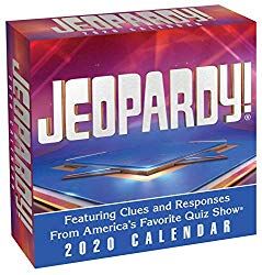 Jeopardy! 2020 Day-to-Day Calendar