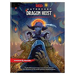 D&D Waterdeep Dragon Heist HC (Dungeons & Dragons)