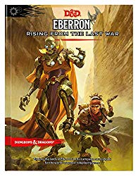 Eberron: Rising from the Last War (D&D Campaign Setting and Adventure Book) (Dungeons & Dragons)