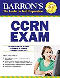 Barron's CCRN Exam with Online Test