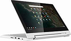 2019 Lenovo 11.6″ HD IPS Touchscreen 2-in-1 Chromebook, Quad-Core MediaTek MT8173C (4C, 2X A72 + 2X A53), 4GB RAM, 32GB eMMC, 802.11ac WiFi, Bluetooth 4.2, HDMI, Type-C, Chrome OS