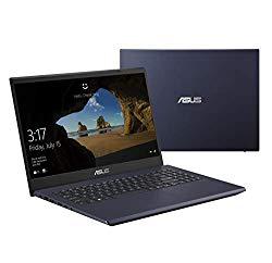 ASUS Vivobook K571 Laptop, 15.6″ FHD, Intel Core i7-9750H CPU, NVIDIA GeForce GTX 1650, 16GB RAM, 256GB PCIe Nvme SSD + 1TB HDD, Windows 10 Home, K571GT-EB76, Star Black