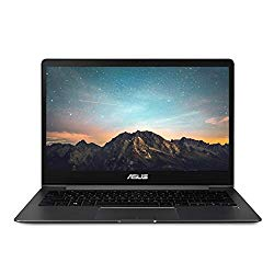 Asus ZenBook 13 Ultra-Slim Laptop, 13.3″ Full HD Wideview, 8th Gen Intel Core I5-8265U, 8GB LPDDR3, 512GB PCIe SSD, Backlit KB, Fingerprint, Slate Gray, Windows 10, UX331FA-AS51