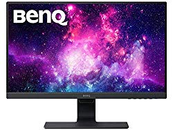 BenQ 24 Inch IPS Monitor | 1080P | Proprietary Eye-Care Tech | Ultra-Slim Bezel | Adaptive Brightness for Image Quality | Speakers | GW2480